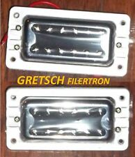NEW set complet GRETSCH® BlackTop FILERTRON G5400 Humbucking - chrome -
