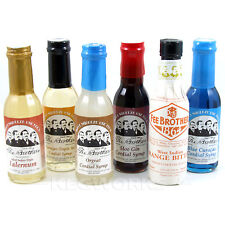 Fee Brothers Bar Cocktail Mixers Starter Set - Drink Flavor Mixology Pub Bitters