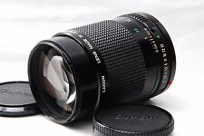 【Near MINT】Canon New FD 100mm f/2 MF Lens NFD From Japan #1206
