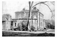 pt8454 - Cusworth Hall , South Front , Doncaster , Yorkshire - photograph 6x4