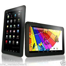 10 ZOLL TABLET PC QUAD CORE ★32GB★ ANDROID 5.1.1 TAB PAD 10.1 4x 1,6Ghz