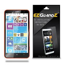 6X EZguardz Screen Protector Shield 6X For Nokia Lumia 1320 (Ultra Clear)