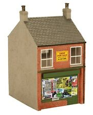 Hornby R9714 Skaledale 'Shop For Sale' 1/76 Scale = 00 Gauge New Boxed T48 Post