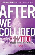 NEW After We Collided by Anna Todd Paperback Series Book 2 Two PB