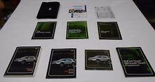 2012 FORD EXPLORER OWNER MANUAL 8/PC.SET + DVD + MY TOUCH & DENIM FACTORY CASE
