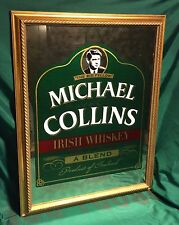 Michael Collins Big Fellow Irish Whiskey Mirror Brand New Original Box
