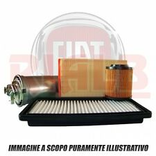 Kit 3 Filtri Bosch per Fiat Panda Van (169_) 1.2 Natural Power - 60 CV - 44 kw