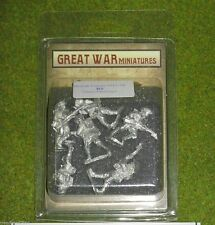 GREAT WAR MINIATURES British Infantry Advancing B3 1918