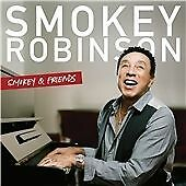 Smokey Robinson - Smokey & Friends (CD 2014) NEW/SEALED ...FAST POST
