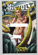 Unholy #2 POV Nude Risque Variant Edition Cover Boundless Comics Unread