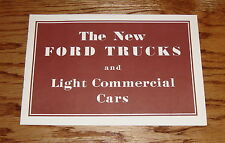 1931 Ford Truck & Light Commercial Car Sales Brochure 31