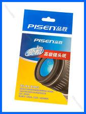 Pisen Lens Cleaner Paper for DC DV DSLR Camera Soft Water Absorptive Tissues