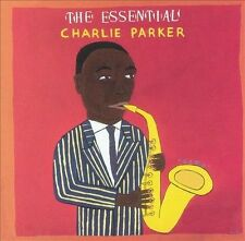 The Essential Charlie Parker by Charlie Parker (Sax) (CD, Oct-1992, Verve)
