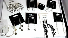 WHOLESALE JOB LOT ASSORTED FASHION EARRING COLLECTION 220 CARDS