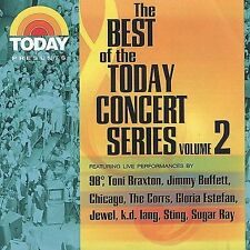 CD Best of Today Concert Series 2 - Sting