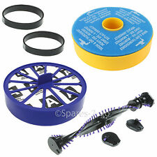 Clutched Brushroll For DYSON DC07 Vacuum Brush Bar + Filters + Clutch Belts