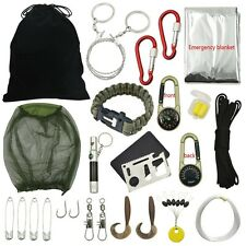 Outdoor Survival Kits Emergency Kits For Disaster Preparedness Fishing Camping