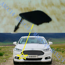 1PCS Front Bumper Tow Hook Cover Cap for FORD MONDEO FUSION 2013-2015