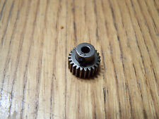 Traxxas 23 tooth Steel pinion gear with set / grub screw 23t 48p Rustler 2423