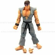 "JAZWARES STREET FIGHTER RYU  4"" ACTION FIGURE FW216"