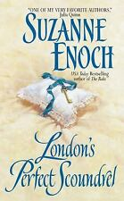 London's Perfect Scoundrel by Suzanne Enoch (2003)Pb