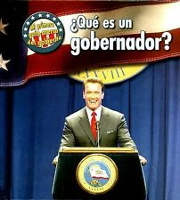 Que es un gobernador? What's a Governor? (Mi Primera Guia Acera Del Gobierno Fir