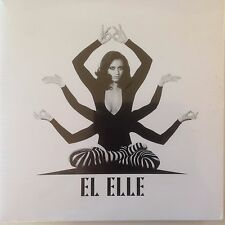 EL ELLE Original Record 2011 Private Press Rare SEALED White Vinyl