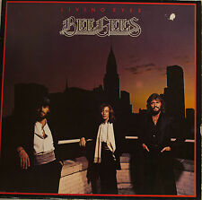 "BEE GEES - LIVING EYES 12"" LP (T 686)"