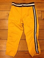 1984 Pittsburgh Pirates JIM MORRISON road pants WILSON GAME USED W/ LAUNDRY TAG