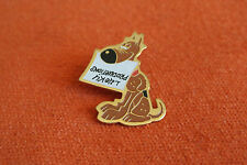 05683 PIN'S PINS ARTHUS BERTRAND A.B. LUCKY LUKE RANTANPLAN PRODUCTION CHIEN DOG