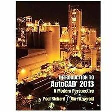 Introduction to AutoCAD 2013: A Modern Perspective-ExLibrary