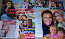 Al Bano Carrisi Romina Power 16 x CLIPPINGS BERICHTE Sammlung International