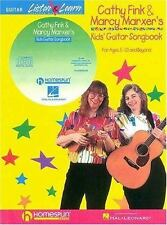 Cathy Fink and Marcy Marxer's Kids' Guitar Songbook (Listen & Learn)
