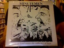 "Minutemen Buzz Or Howl Under the Influence of Heat 12"" EP sealed vinyl RE"