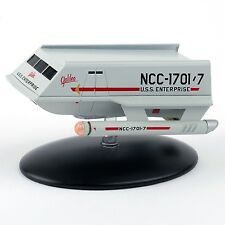 Star Trek Starships Shuttlecraft Eaglemoss Galileo shuttle Enterprise