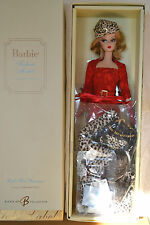 2007 Gold Label Silkstone BFMC RED HOT REVIEWS Barbie Replacement Version