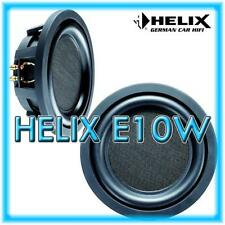 Helix e10w Esprit 25cm SUBWOOFER 250mm flachwoofer * NUOVO *