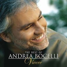 ANDREA BOCELLI - VIVERE: THE BEST OF CD ALBUM (2007)