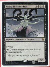 MAGIC MtG - VISARA the DREADFUL Visara la terribile FOIL- NM ENG