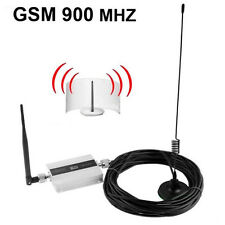 GSM 900Mhz LCD Mobile phone Signal Booster Cellular Repeater Amplifier Antenna