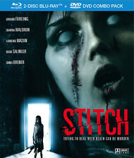 Stitch [2 Discs] [Blu-ray/DVD] (2014, REGION A Blu-ray New) BLU-RAY