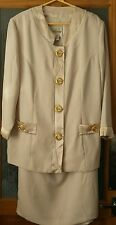 JOSEPH RIBKOFF . Designer skirt suit . Size 20 . Wedding , ocassion .