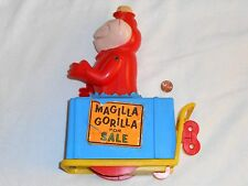 Wind Up Magilla Gorilla For Sale 1965 Hanna Barbera Toy - Rolls & Plays Music