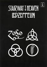 Led Zeppelin Stairway To Heaven Learn to Play Rock Guitar TAB Music Book