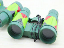 Children's Lovely Toys Educational Camouflage  Binoculars Gifts Telescope FG