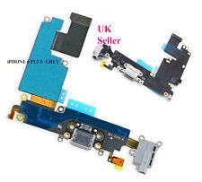 quai de Port de charge Usb iPhone 6 Plus Flex câble ruban casque gris