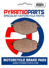 Yamaha XT 600 E 1990 Rear Brake Pads