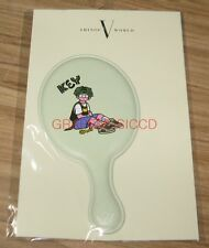 SHINee WORLD V 5 in SEOUL 2016 CONCERT OFFICIAL GOODS KEY HAND MIRROR SEALED