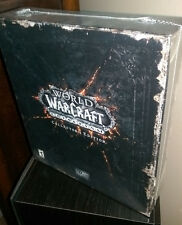 World of Warcraft: Cataclysm -- Collector's Edition New Sealed (PC - US)