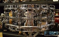 Pearl 5x14 Steel Sensitone Snare Drum